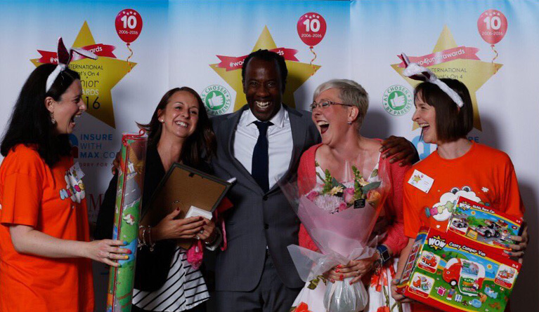 What's On 4 Awards with Sid Sloane
